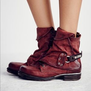 Free People Emerson Boots, VGUC, size 40